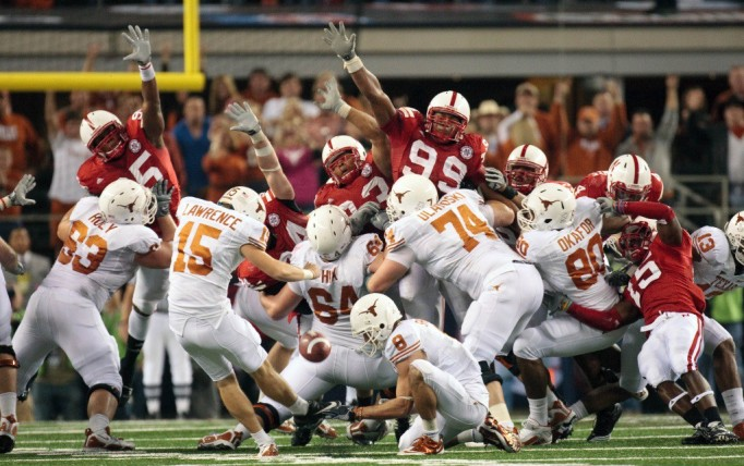 31 Games in 31 Days: Texas vs. Nebraska — Big 12 Championship Game ...
