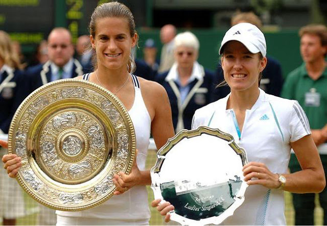 Laurie's Tennis articles: Flashback to 2006 Wimbledon final